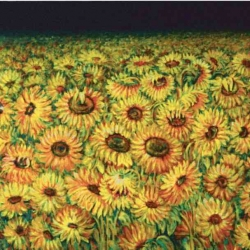 44-sunflowers-painting