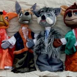 animals-puppets